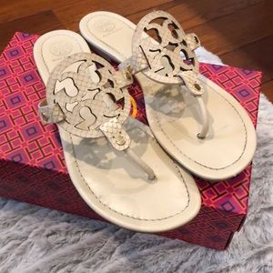 Tory Burch Shoes - Tory Burch Miller Sandals Size 11